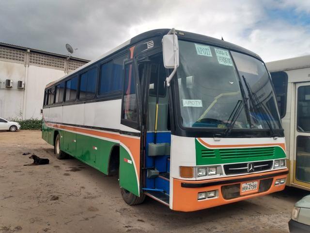 Ônibus rodoviário motor dianteiro - Foto 5