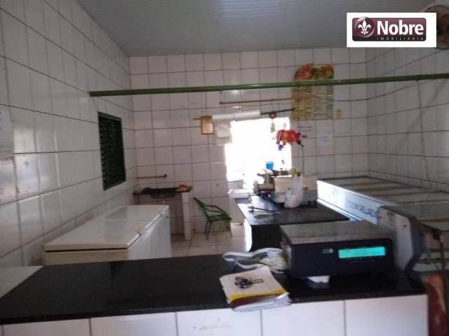 Galpão à venda, 700 m² por R$ 800.000,00 - Zona Rural - Santa Rosa do Tocantins/TO - Foto 13