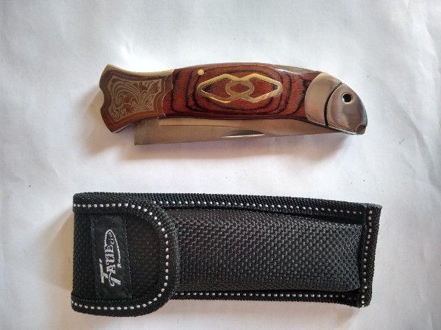 Canivete metal/madeira - Foto 5