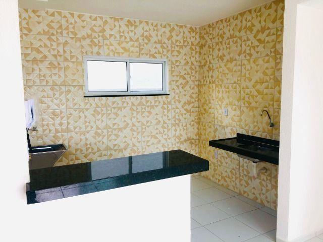 WS lindos apartamentos novos com 2 quartos 2 banheiros com entrada facilitada - Foto 6