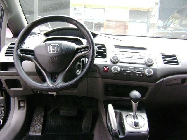 Honda Civic LXS 1.8 16V (Aut) (Flex) 2007/2008 - Foto 4
