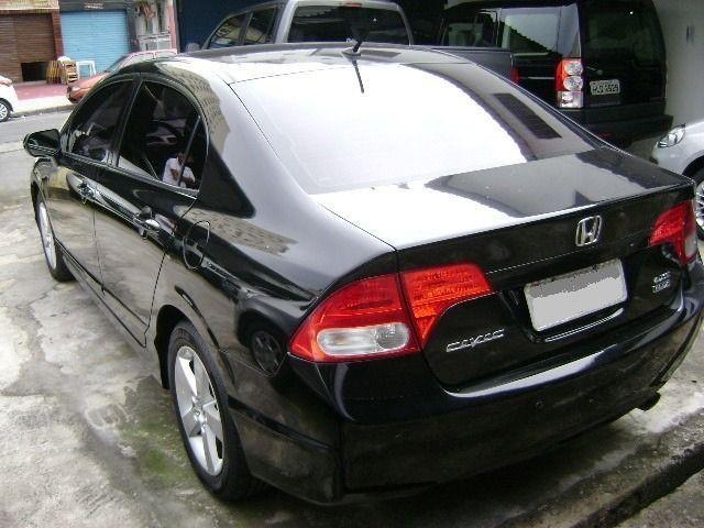 Honda Civic LXS 1.8 16V (Aut) (Flex) 2007/2008 - Foto 12