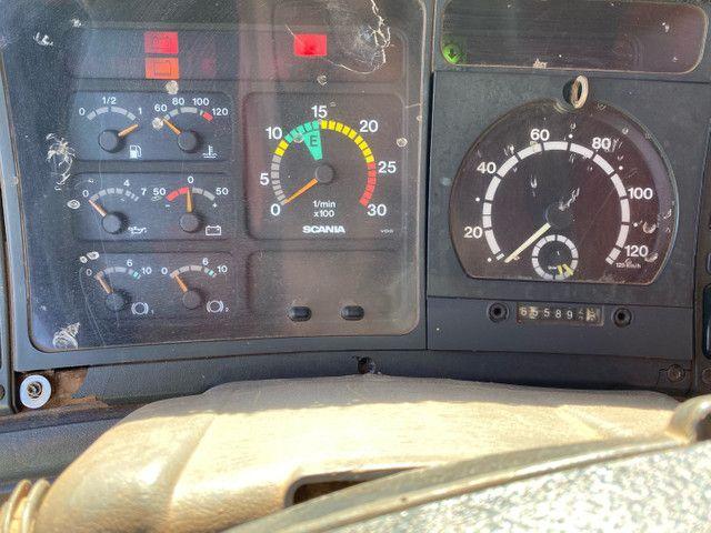 Scania 124 R420 6x2 - Foto 6