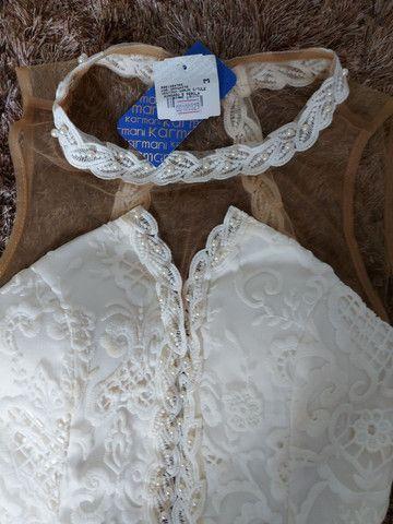 Vestido tamanho M - Foto 2