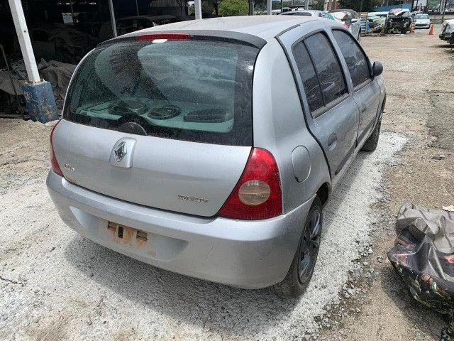 Renault Clio 1.0 2011 Sucata para retirada de peças - Foto 4