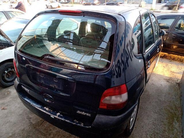 Renault Scenic 1.6 16V 2003 2004 Peças - Foto 4