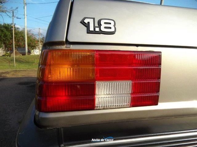 Monza SL 1990 1.8 Marrom Alabama - Rara originalidade e integridade. Vale a pena ver! - Foto 7