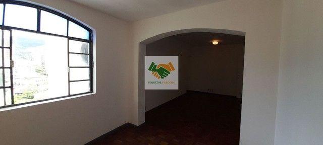 Excelente apartamento com 3 quartos e suíte á venda no bairro Serra em BH - Foto 2