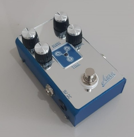Pedal Flow Time AuraAmps (Analog Delay)