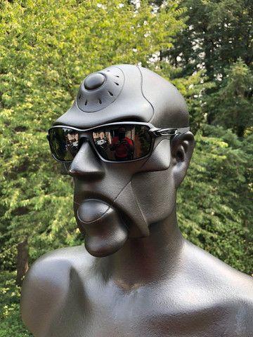 Óculos Oakley Carbon Shift Preto Polarizado - Novo e Importado