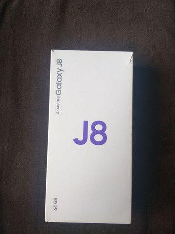 Samsung Galaxy J8 com caixa. - Foto 6