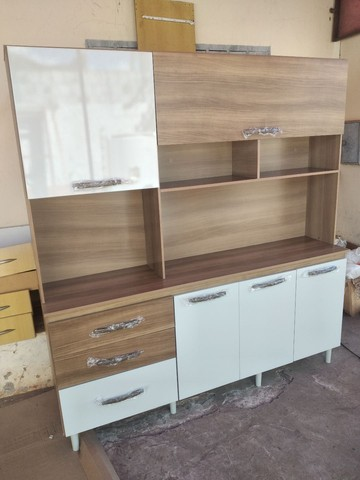 Armario de Cozinha Grande Novo - Foto 2
