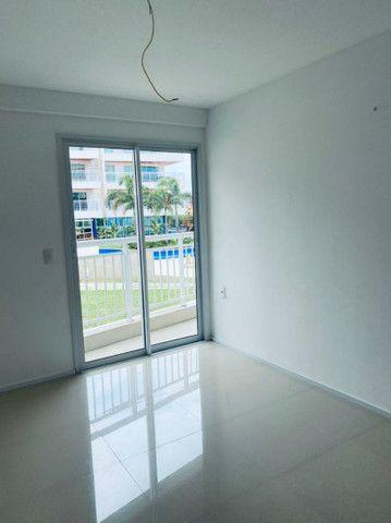 Apartamento três quartos, alto padrão, lazer completo, Porto das Dunas! - Foto 15