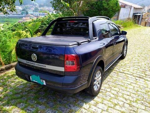 Volkswagen Saveiro 1.6 cross cd 16v flex 2p manual (2014/15) - Foto 2