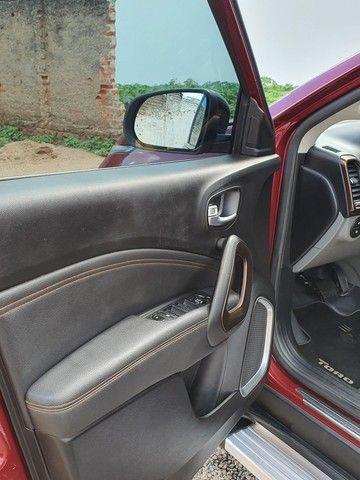 Fiat touro vulcano a diesel  a mais nova da Bahia  - Foto 14