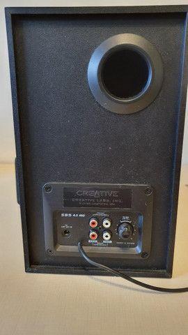 Caixas de som 4.1 para computador e notebook da Creative - Foto 2