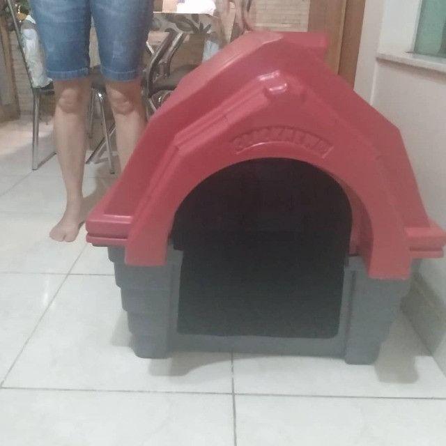 Casinha de cachorro grande