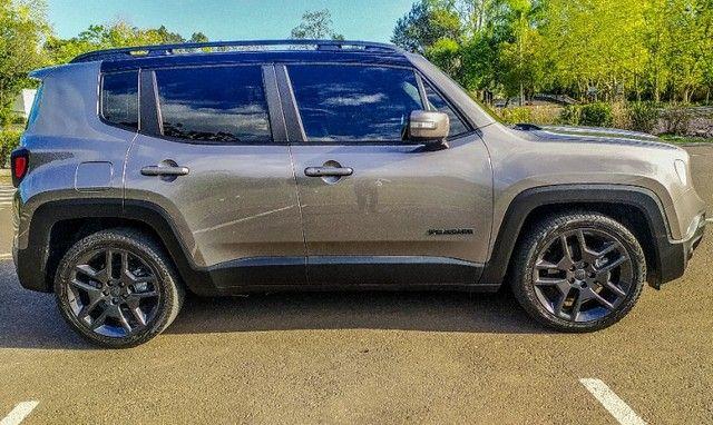Jeep Renegade Limited 2019 único dono - teto. - Foto 5