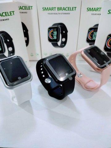 Smartwatch / Smartwatch D20 (coloca foto na tela)