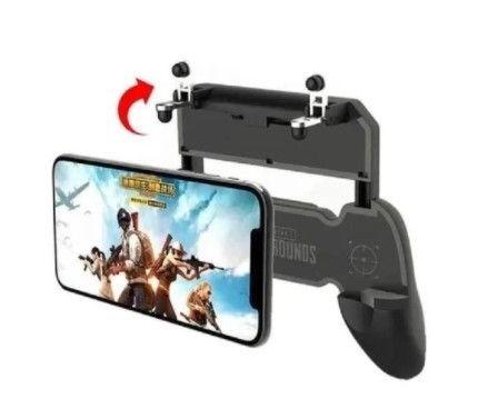 Gamepad Controle Para Celular 5 Em 1 Gatilho + Analógico - Foto 2