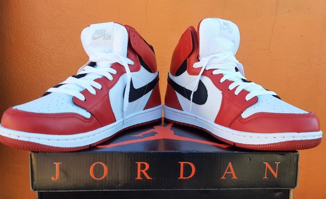 Nike Air Jordan 1  - Foto 3