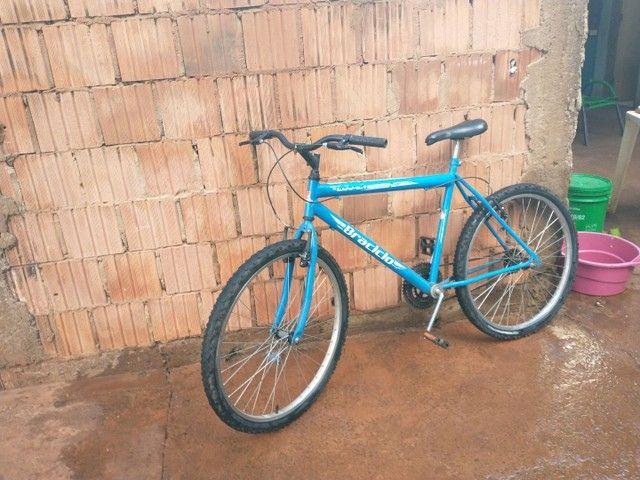 Vendo bicicleta 200 reais - Foto 2