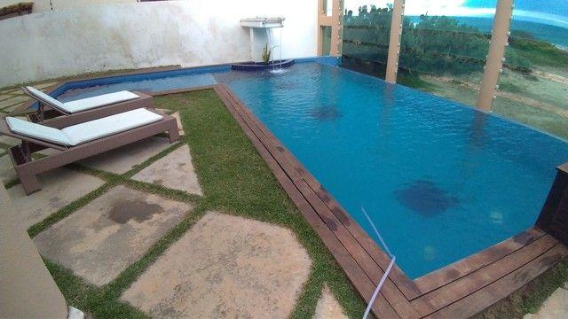 Casa TOP frente à praia 4 suítes em Salvador (Não é vilage) - Foto 9