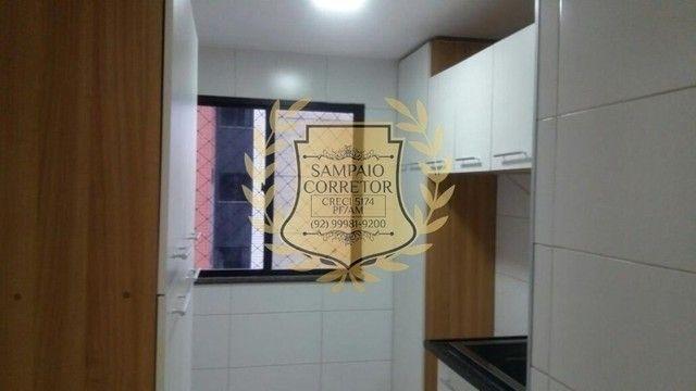 (Sampaio) Vende apto. em Cond. de alto padrão na Av. Ephigenio Salles - Foto 7