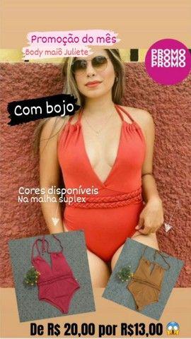 Body maiô P, M - Foto 2