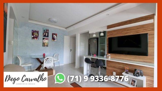 Bosque Patamares - Apartamento impecável 2 quartos, sendo uma suíte em 65m²  - (R2) - Foto 6