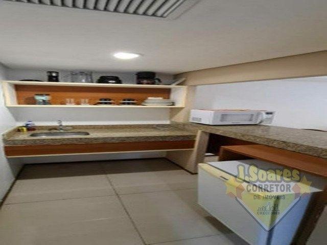 Cabo Branco, Mobiliado, 1 quarto, 36m², R$ 2300, Aluguel, Apartamento, João Pessoa - Foto 20