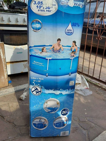 Piscina Bestway 4.678 litros