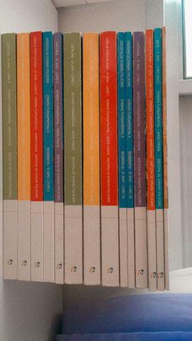 Livros 9 ano colégio  São Goncalo (Poliedro) - Foto 4