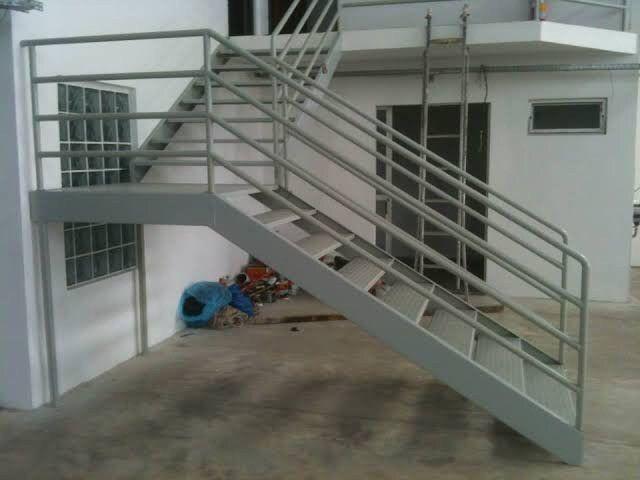 Escada metálica - Foto 5