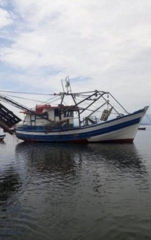 Barco de pesca - Foto 3