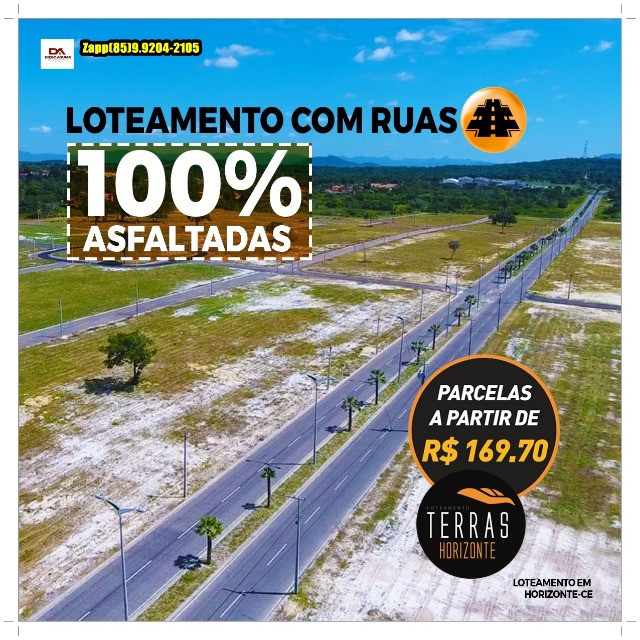 Loteamento Terras Horizonte - Venha investir !!! - Foto 12