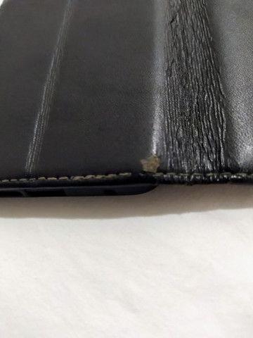 Capa Carteira Flip Nokia X6 - Foto 4