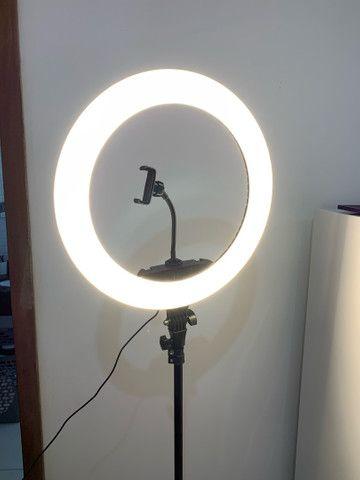 Ring Light Profissional (Led) - Foto 4