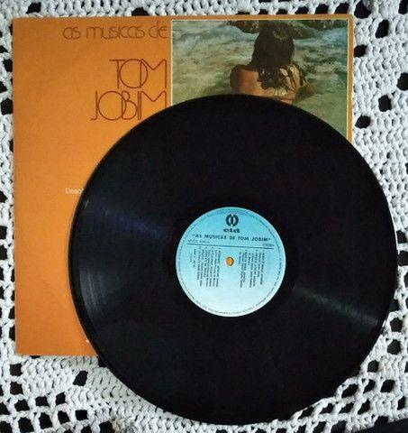 Lp Talendo Brasileiro 4 Tom Jobim disco vinil - Foto 2