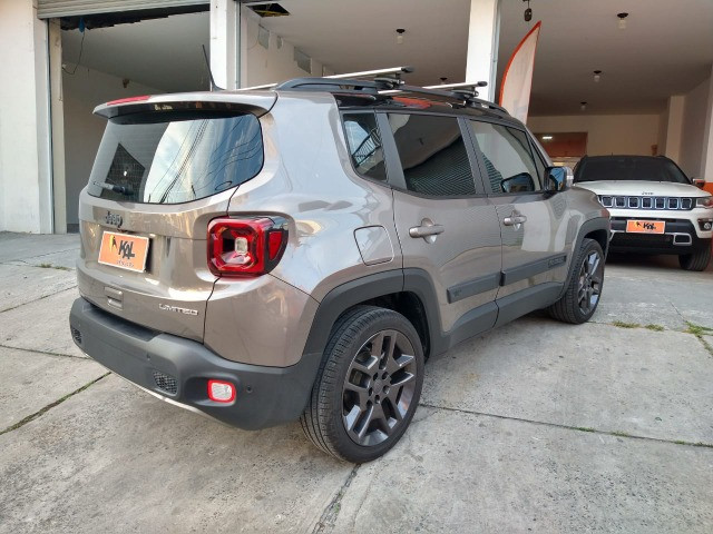 Jeep Renegade 1.8 Limited Teto Solar Flex 2019 ( Garantia de Fabrica ) - Foto 6