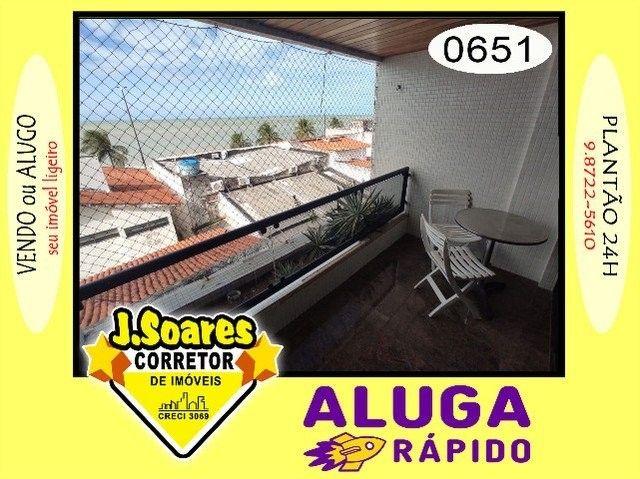 Manaíra, Mobiliado, 4 quartos, 120m², R$ 3.200, Aluguel, Apartamento, João Pessoa