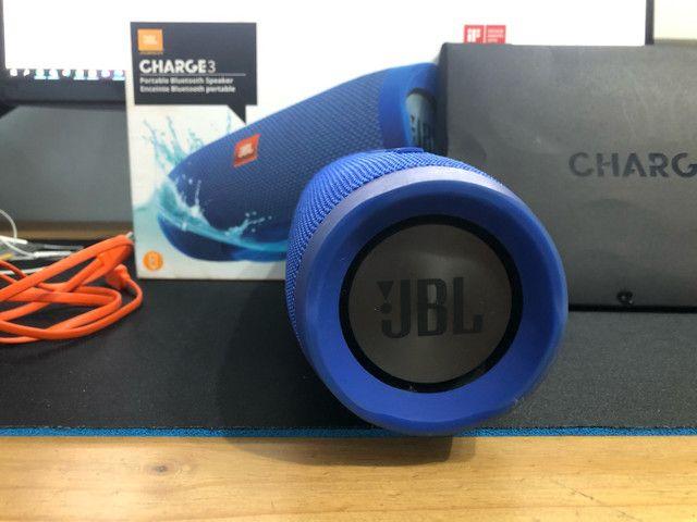Caixa de Som JBL Charge3 (original) - Foto 2