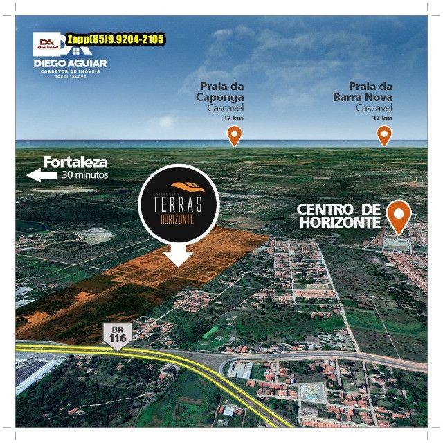 Loteamento Terras Horizonte - Venha investir !!! - Foto 10