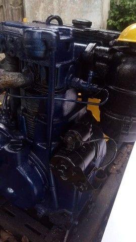 Grupo Gerador Motor a Dísel   - Foto 2