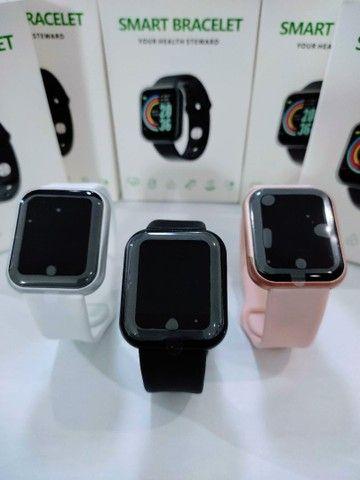 Smartwatch / Smartwatch D20 (coloca foto na tela) - Foto 4