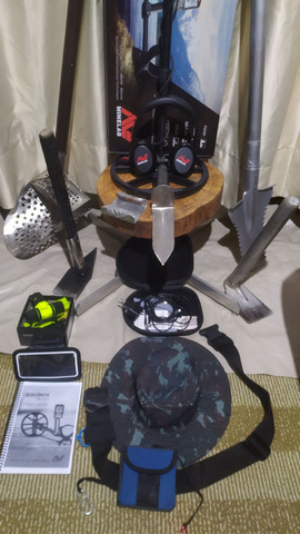 Detector de metal  equinox 800 - Foto 3