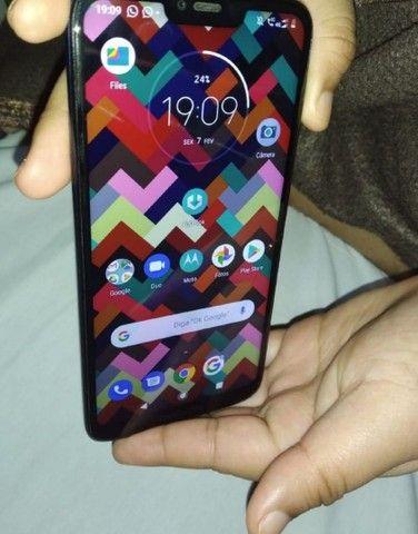 Motorola G7 plus novo completo - Foto 4
