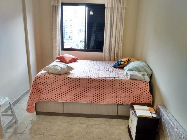 Apartamento 02 dormitórios com 1 suíte, na Aviação Praia Grande, a 100 mts da Praia - Foto 7