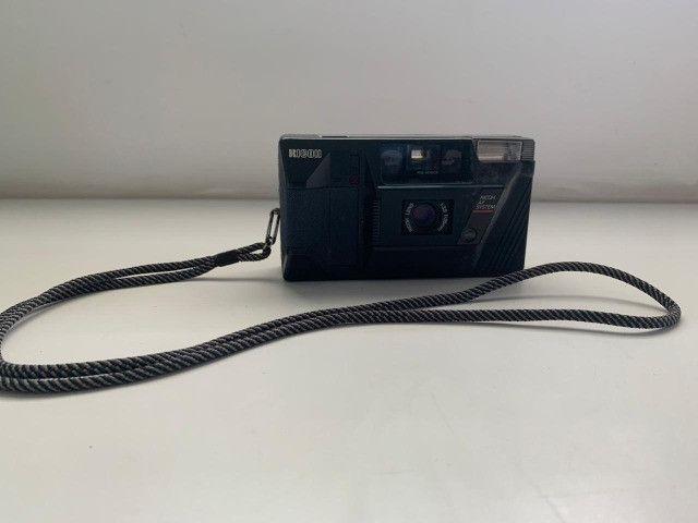 Câmera analógica ricoh af-45d