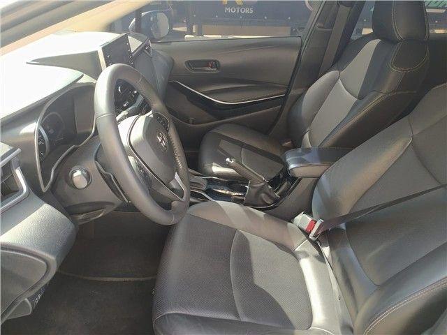 Toyota Corolla 2020 2.0 vvt-ie flex xei direct shift - Foto 9